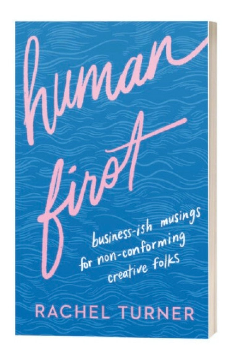 Book Cover: Human First by Rachel Turner